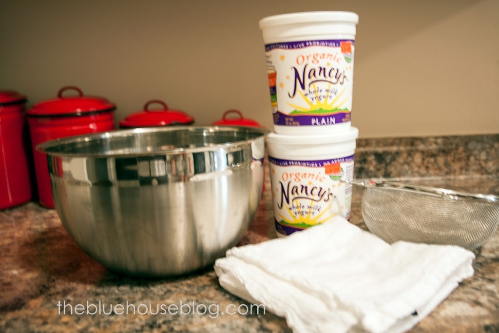 {Nourishing Traditions} How to Make Whey and Cream Cheese.