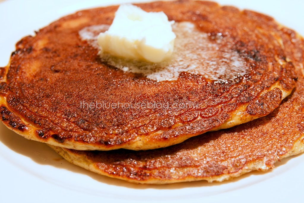 {Trim Healthy Mama} Emily's S Pancakes.