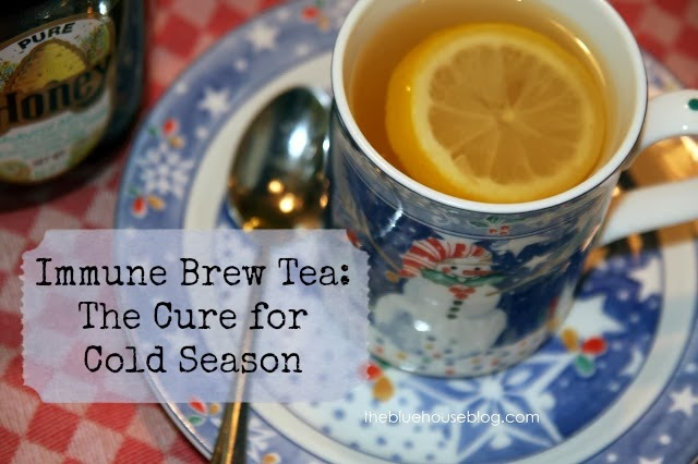 Immune Brew: The Cure for Your Cold.