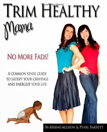 WIN a Trim Healthy Mama Book!