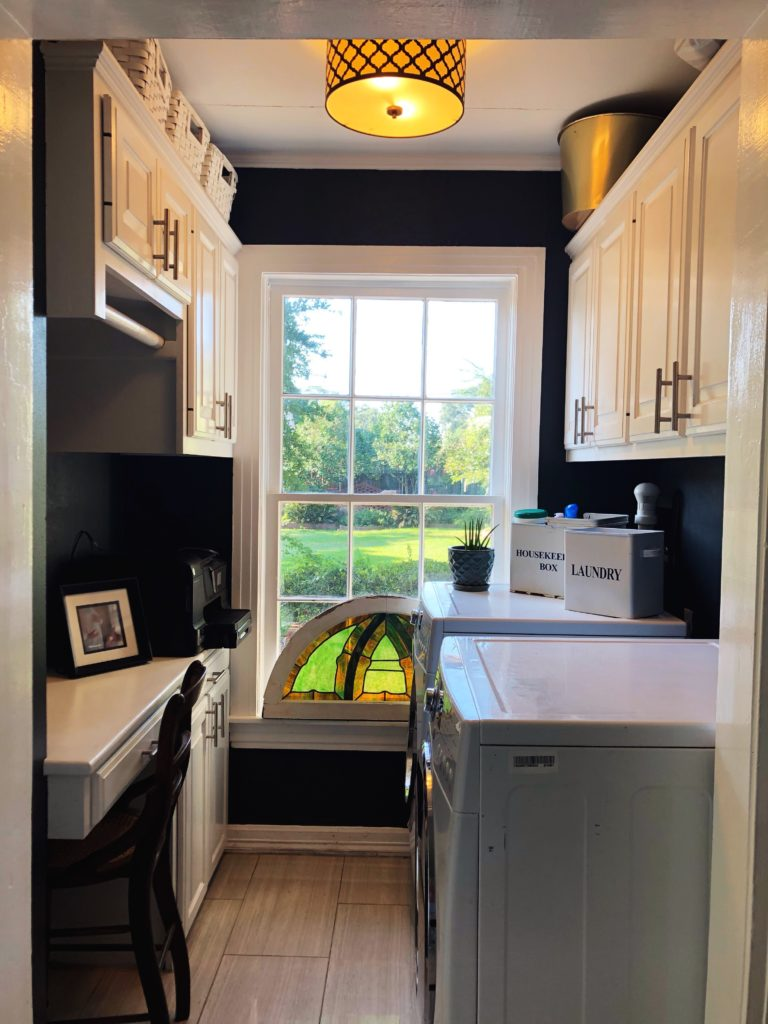 A Laundry Room Refresh